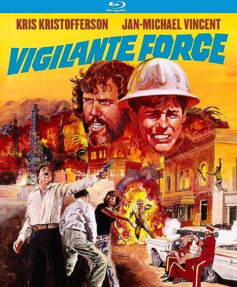 Vigilante Force [Blu-ray]