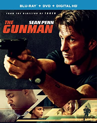The Gunman (Blu-ray + DVD + DIGITAL HD with UltraViolet)