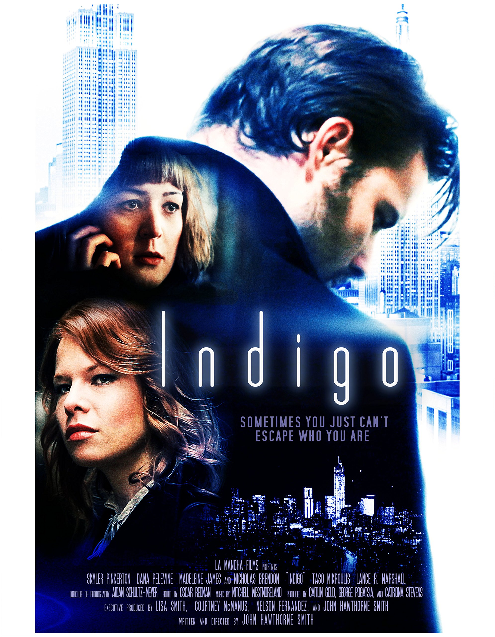 Indigo on Amazon Prime Instant Video UK