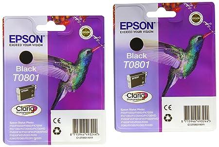 Epson Cartouches d'encre pour PX700W/PX800FW Noir