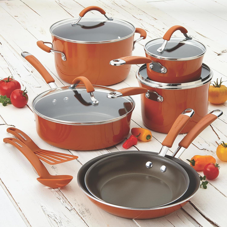 Rachael Ray Cucina Hard Enamel Cookware
