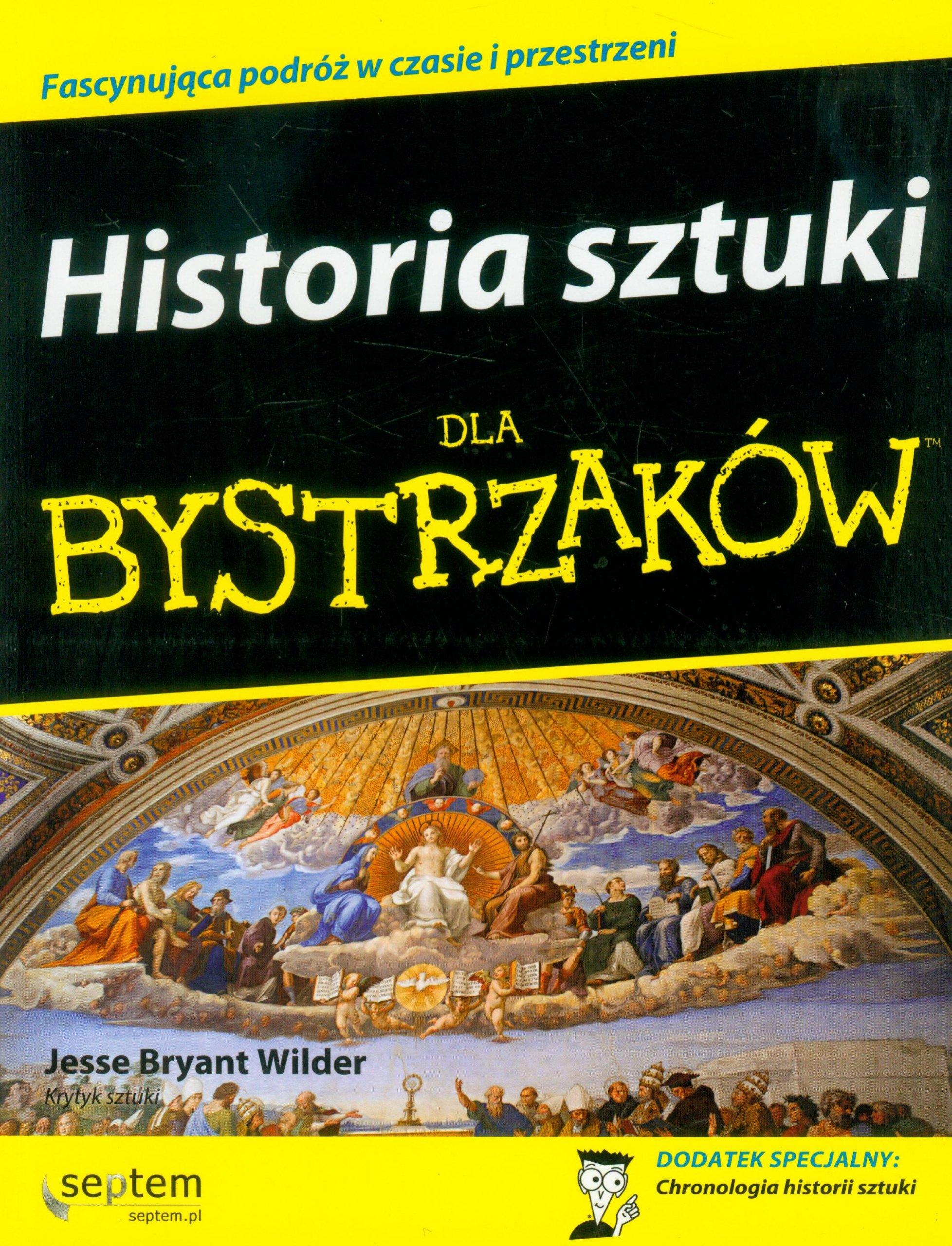 Jesse Bryant Wilder  Historia sztuki dla bystrzaków