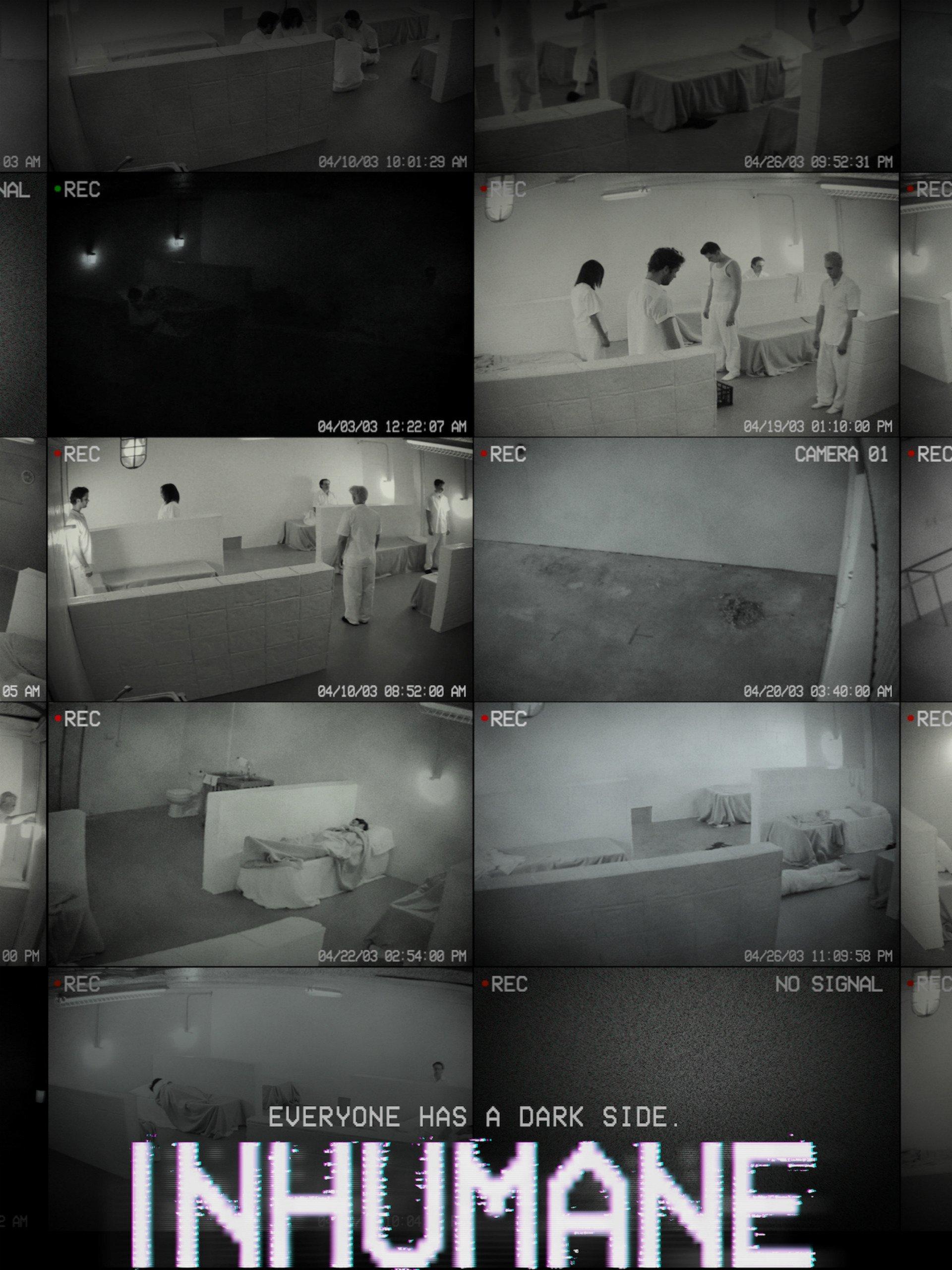 Inhumane on Amazon Prime Instant Video UK