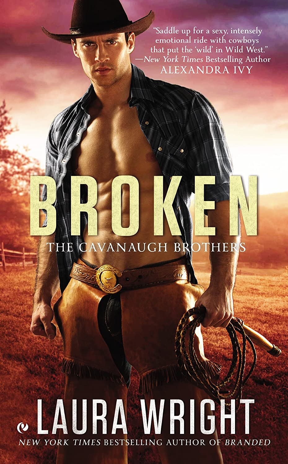 Broken – Laura Wright – 4 stars