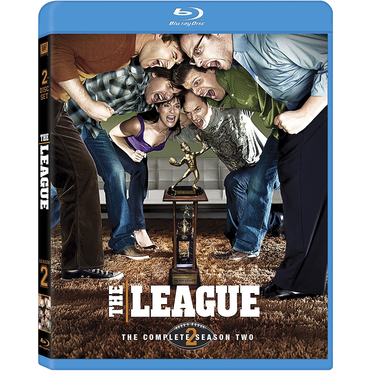 The League S2