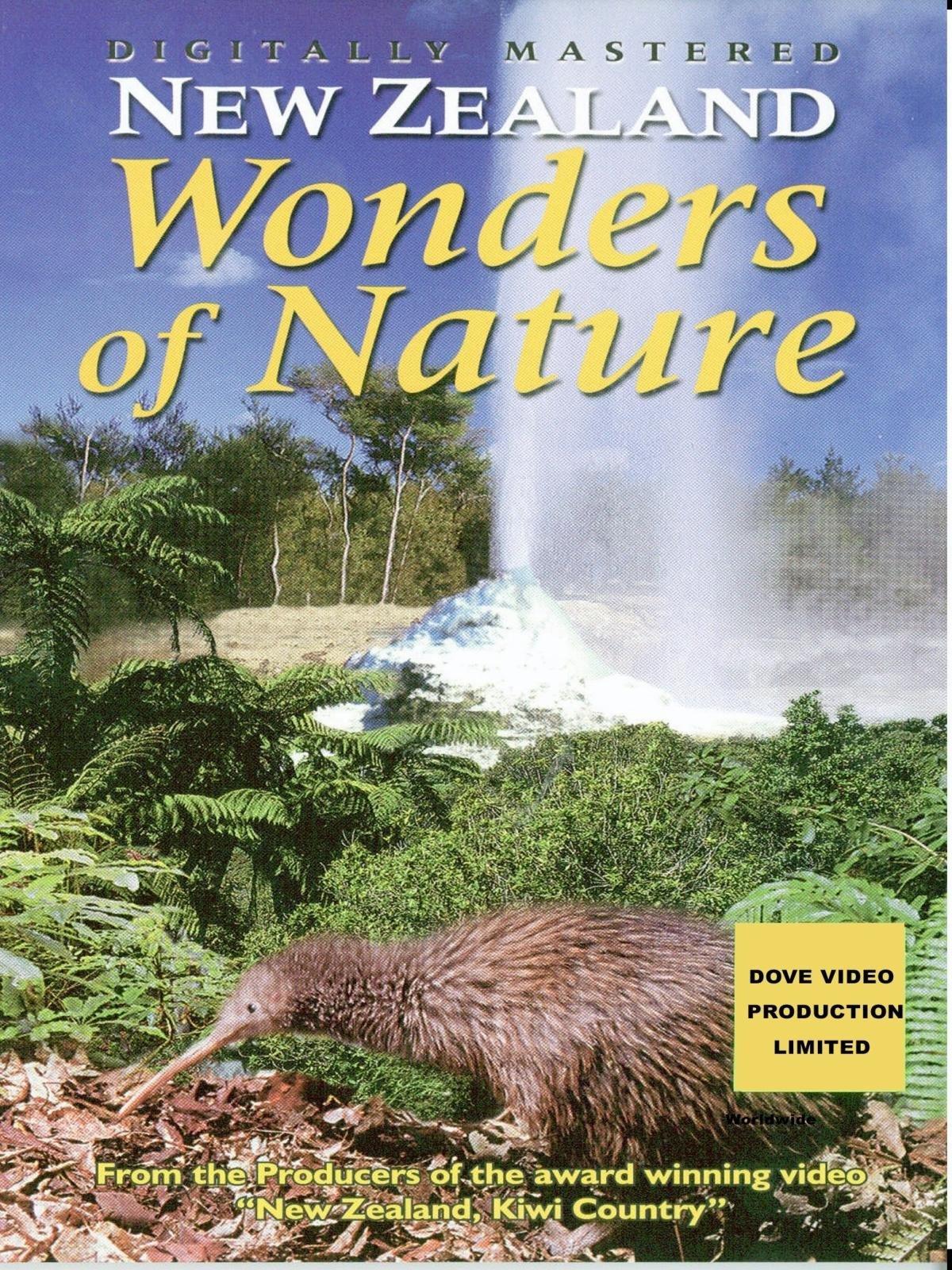 New Zealand - Wonders of Nature