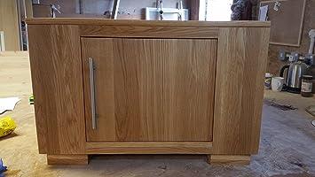Concept, Really Good Somerset Range-Tavolini da caffè in legno di quercia, con credenza, ideale per il soggiorno o pigiama