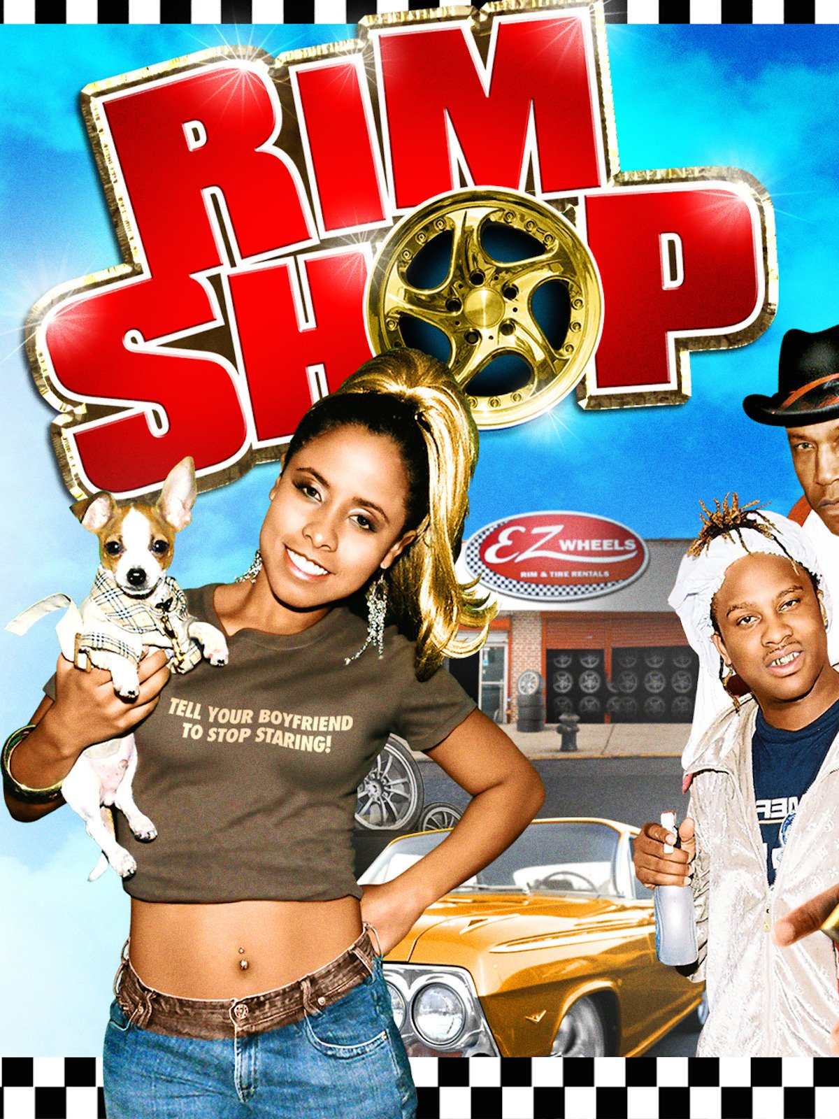 Rim Shop on Amazon Prime Video UK