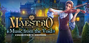 Maestro: Music from the Void Collector's Edition from Big Fish Games