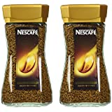 Nescafe Instant Coffee Gold 100g (2-pack) (Color: Gold, Tamaño: 2 Pack)