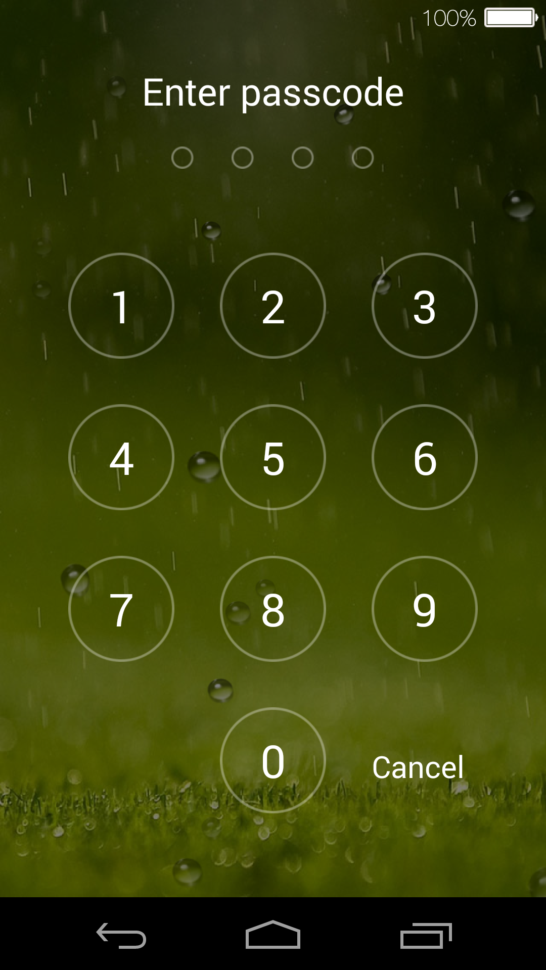 amazoncom lock screenlive wallpaper appstore for android