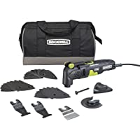 Rockwell SoniCrafter 32-Piece Corded 3.5-Amp Oscillating Tool Kit