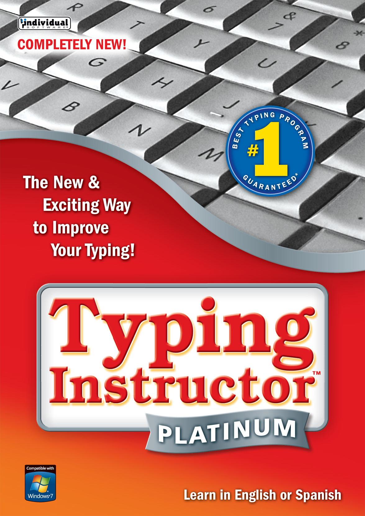 Typing Instructor Platinum 21 - Windows - Free 10-Day Trial [Download] (Typing Programs For Teens compare prices)