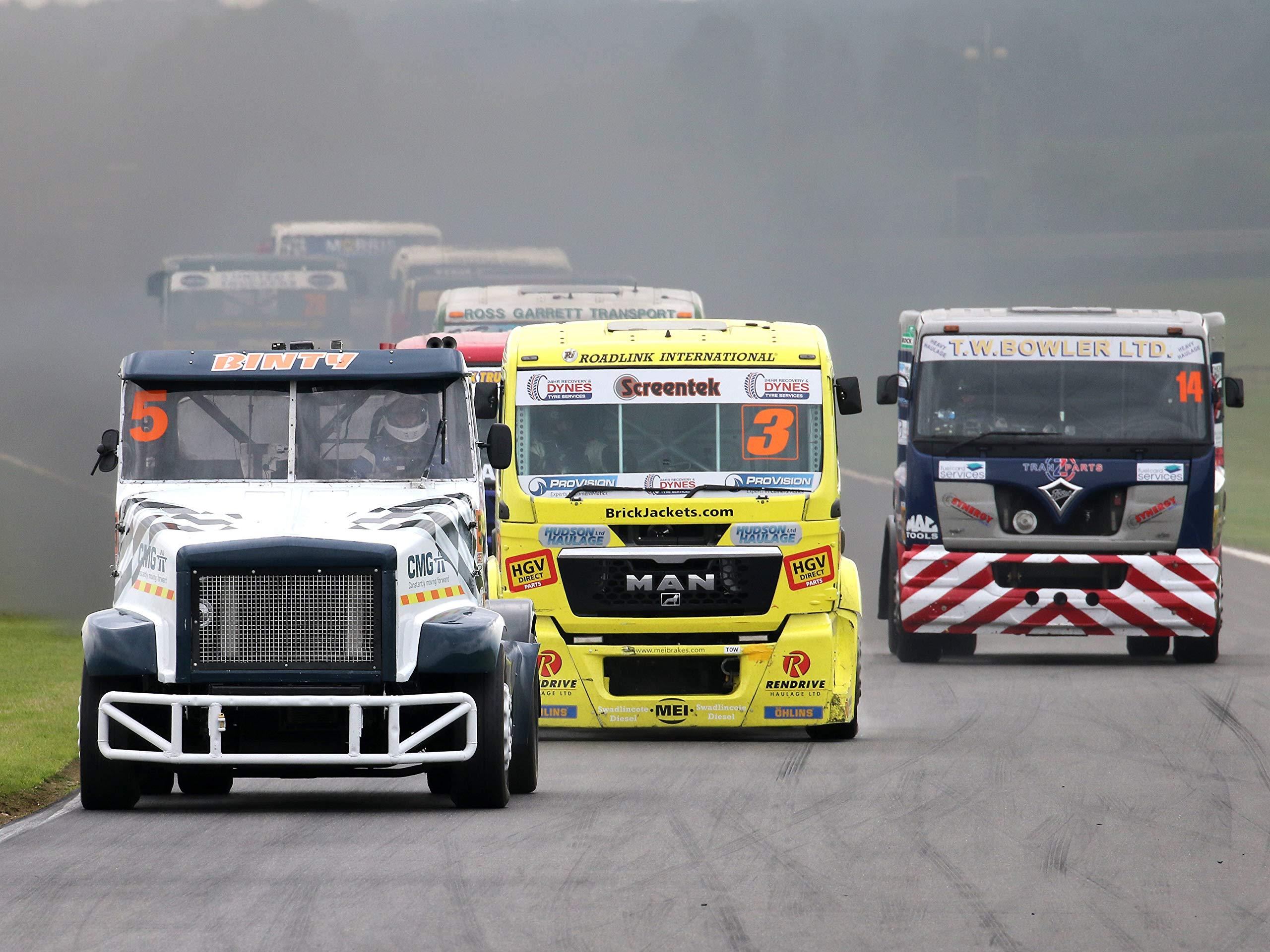 British Truck Racing Association Championship 2018 - Season 2