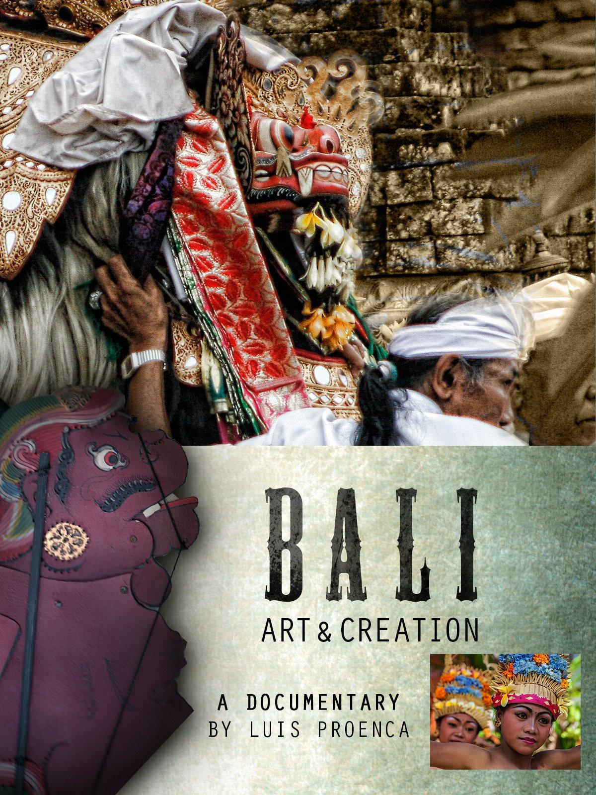 Bali on Amazon Prime Instant Video UK