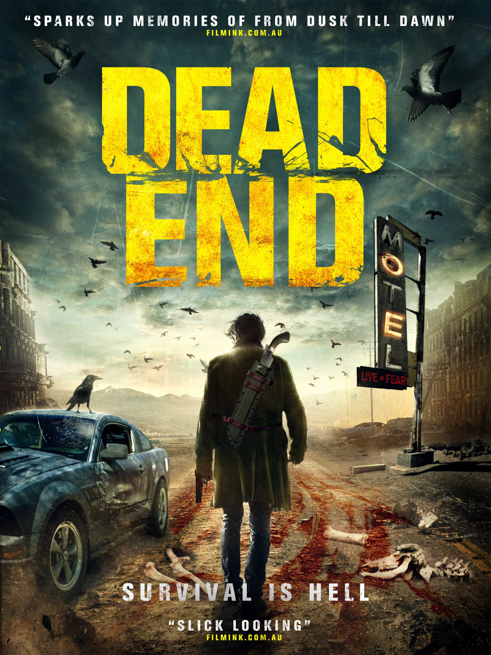 Dead End on Amazon Prime Video UK