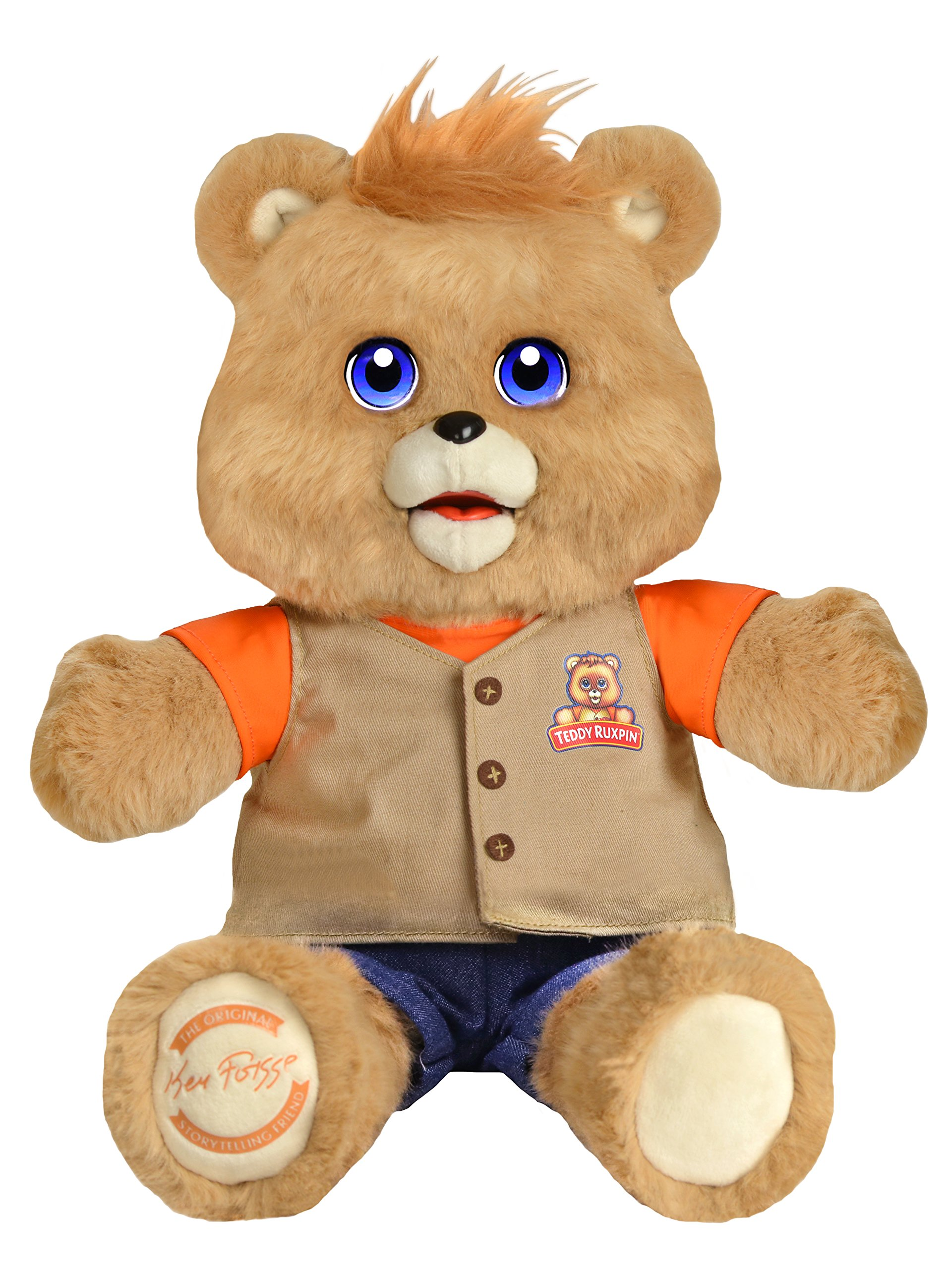 Teddy Ruxpin Magical Bear