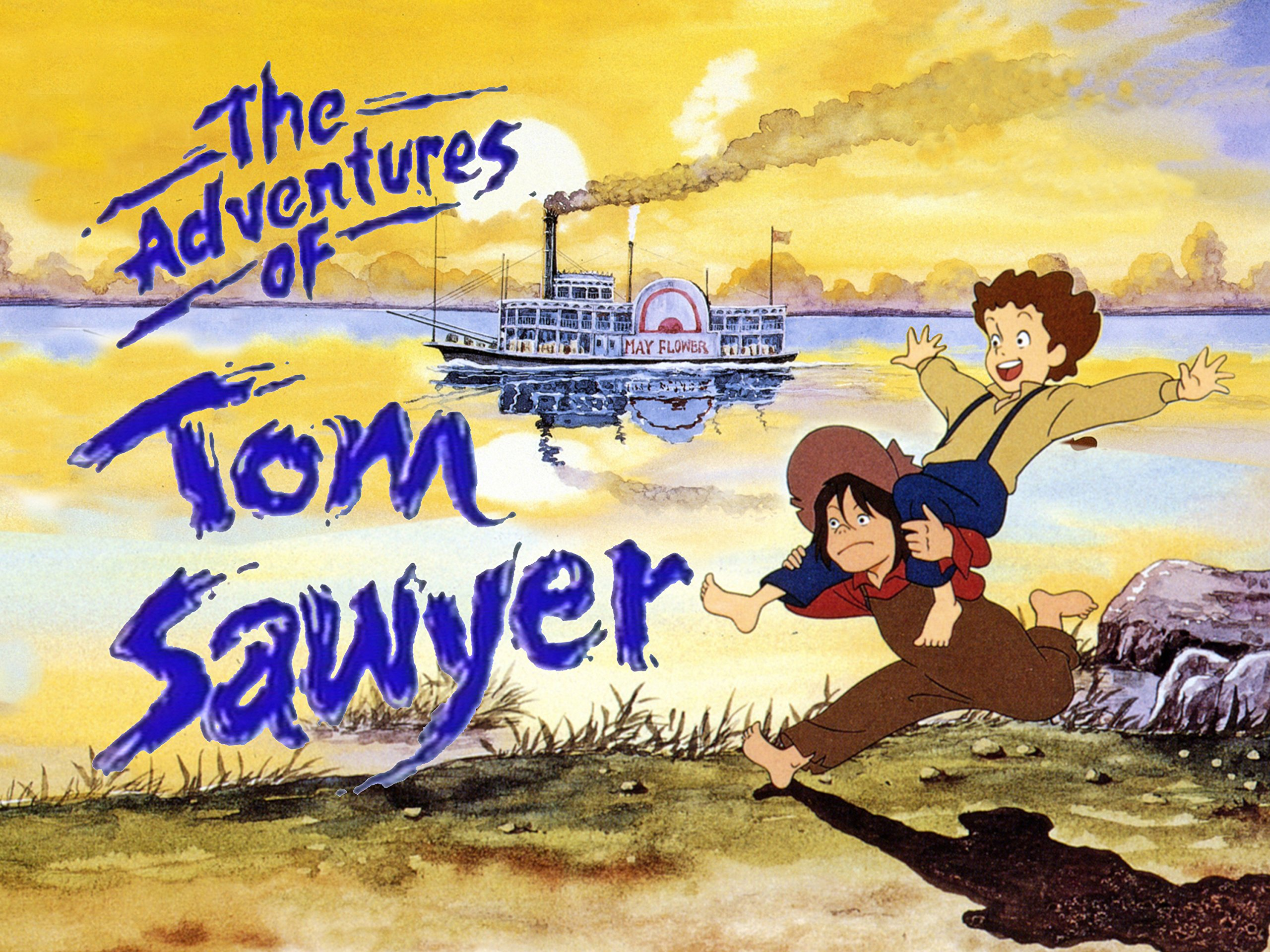 The Adventures of Tom Sawyer on Amazon Prime Instant Video UK