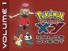 Pokemon the Series: XY Season 1801