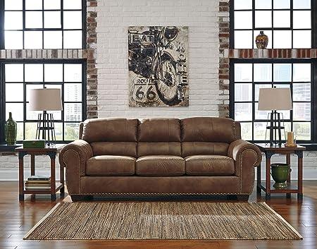 Signature Design by Ashley Benchcraft Burnsville Espresso Sofa