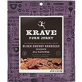 KRAVE Pork Jerky, 2.7oz, Black Cherry BBQ (Tamaño: 2.70 oz.)