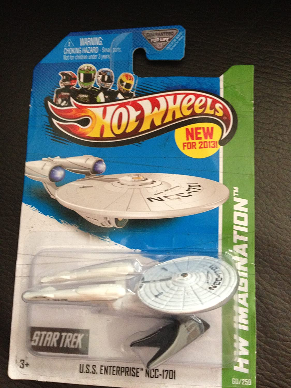 Star Trek 2009 Toys Hotwheels Star Trek Movie 2009