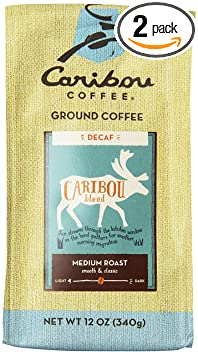 Caribou Decaf Coffee