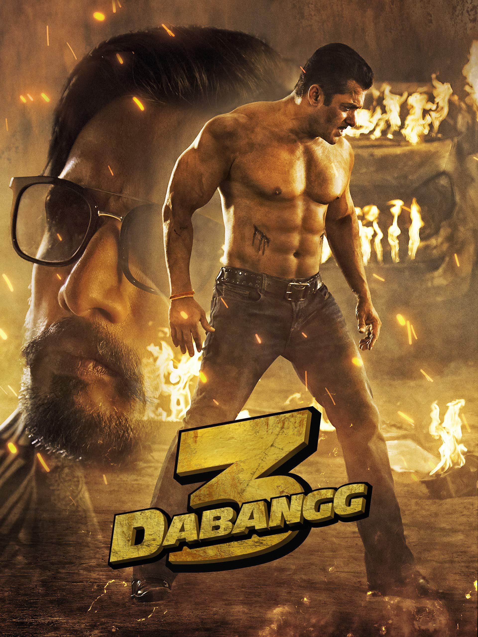 Dabangg 3 (Kannada) on Amazon Prime Video UK