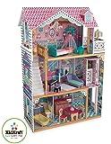 91FLuN%2BgQiL. SL160  KidKraft Annabelle Dollhouse with Furniture   $99.00!