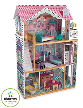 Best Price: Kidcraft Annabelle Dollhouse with Furniture - 50% Off + FREE Shipping!
