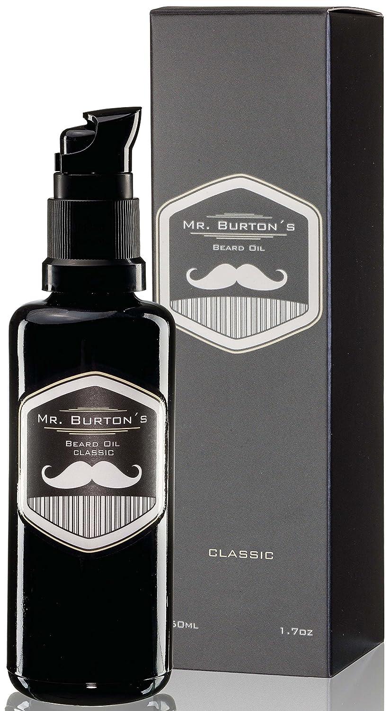 Bartprodukte Mr. Burton's Bartöl für den 3 tages bart passend zu bartpflege set und deinen bart ob kurz oder vollbart. + bartöl test und ratgeber kaufberatung