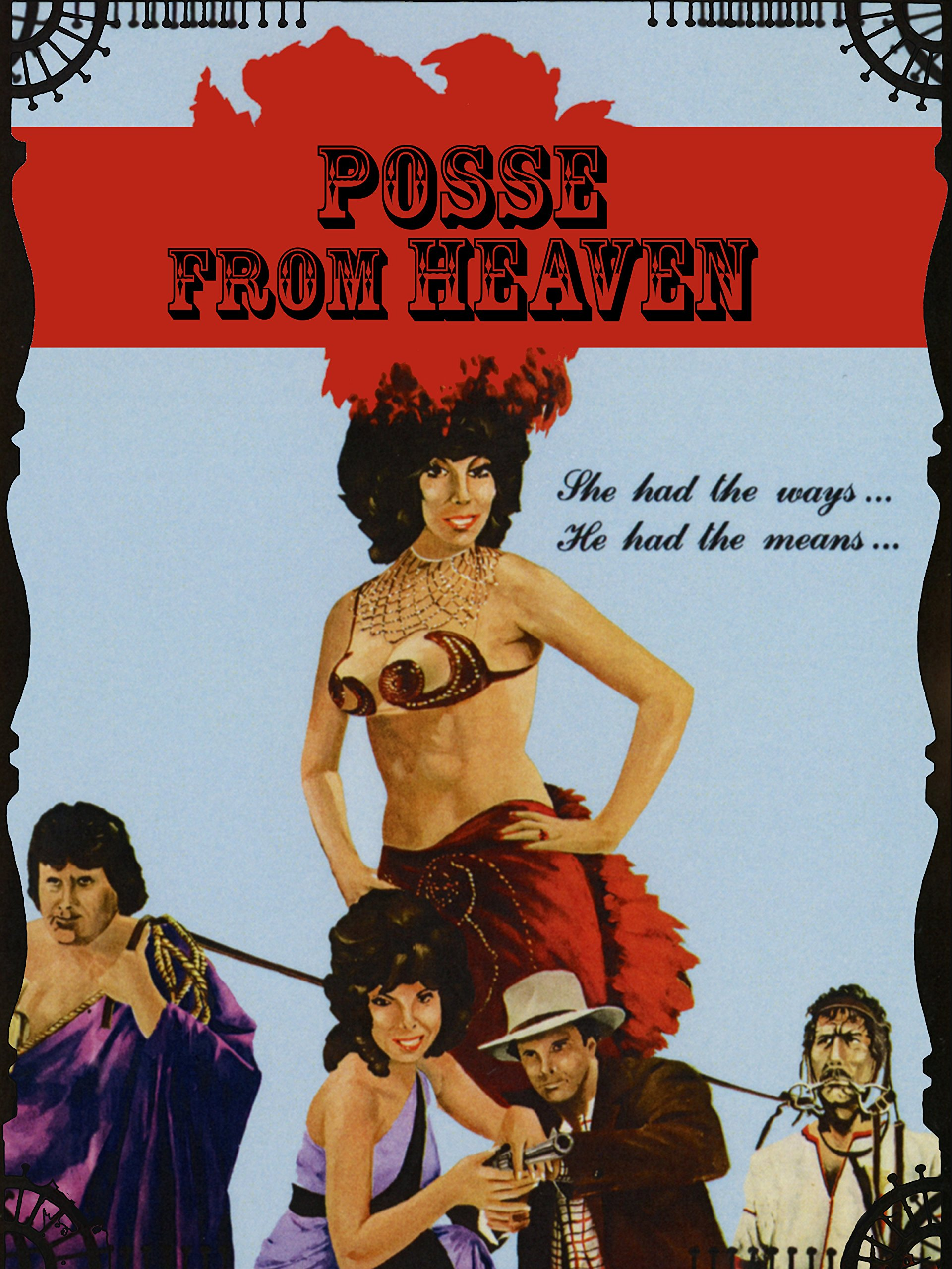Posse from Heaven on Amazon Prime Instant Video UK