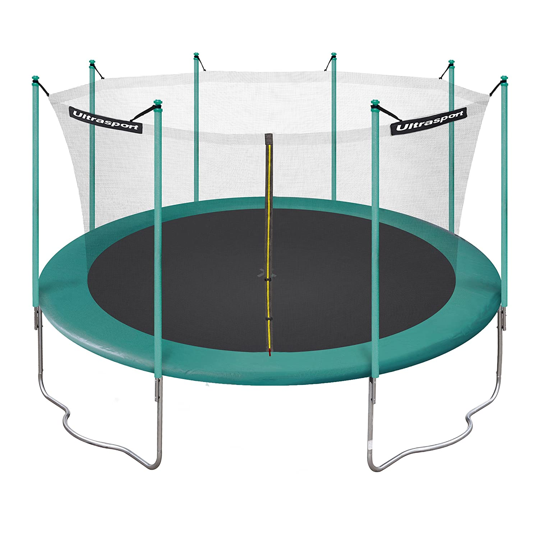 Ultrasport Gartentrampolin Jumper 430 cm inkl. Sicherheitsnetz günstig bestellen