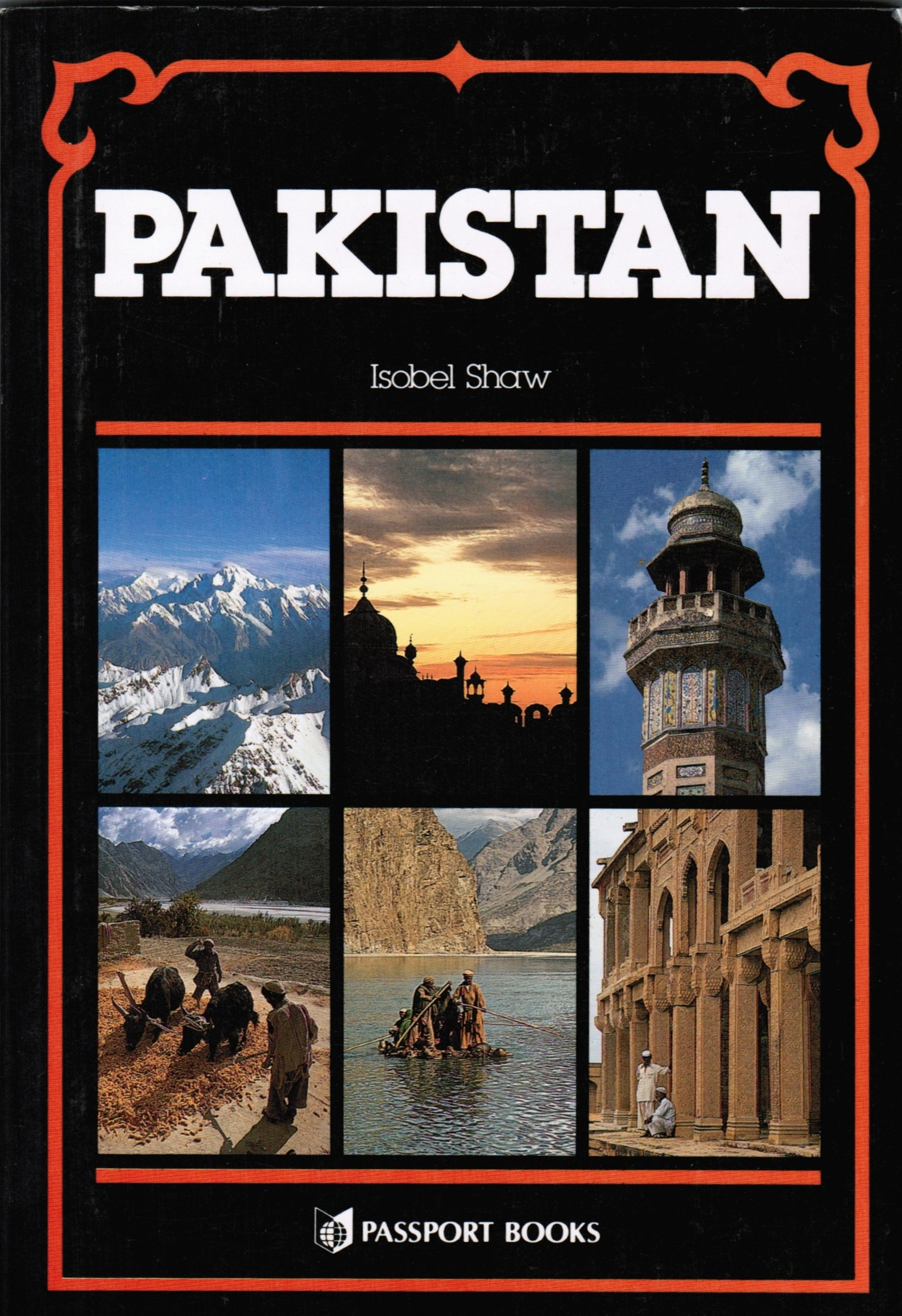 Pakistan Handbook Book Cover