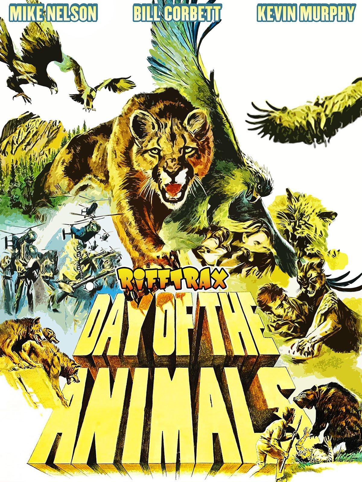 RiffTrax: Day Of The Animals