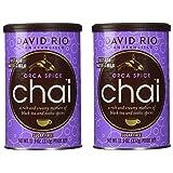 2 canisters of Orca Spice Sugar-Free Chai, 11.9oz. (Tamaño: 11.9 oz)