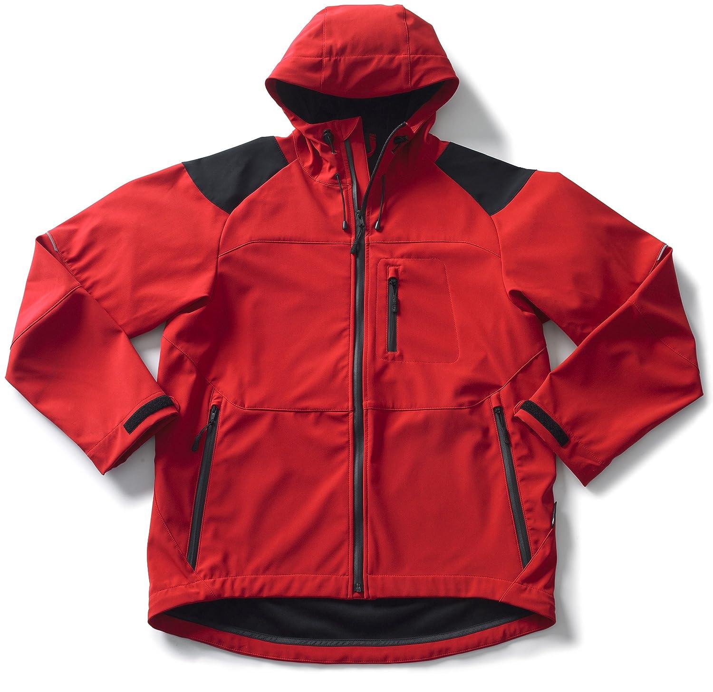 Mascot 06001-138-20209 Jacke Soft-Shell Nisa Größe XXL rot schwarz kaufen