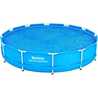Bestway 12 feet Steel Pro Frame Pool Solar Cover