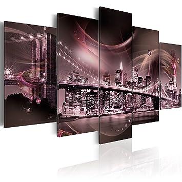 5 impression sur toile 100x50 cm cm 5 parties image sur sur toile images photo. Black Bedroom Furniture Sets. Home Design Ideas