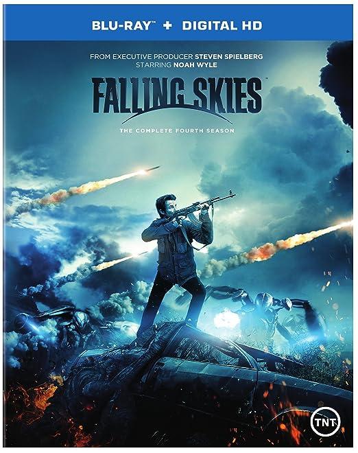 Falling Skies: Season 4 (Blu-ray+Ultraviolet)