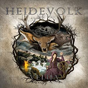 Heidevolk - Velua (2015) [Limited Edition]