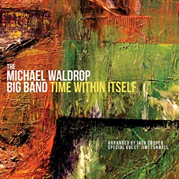 Cover Art for Time Within Itself