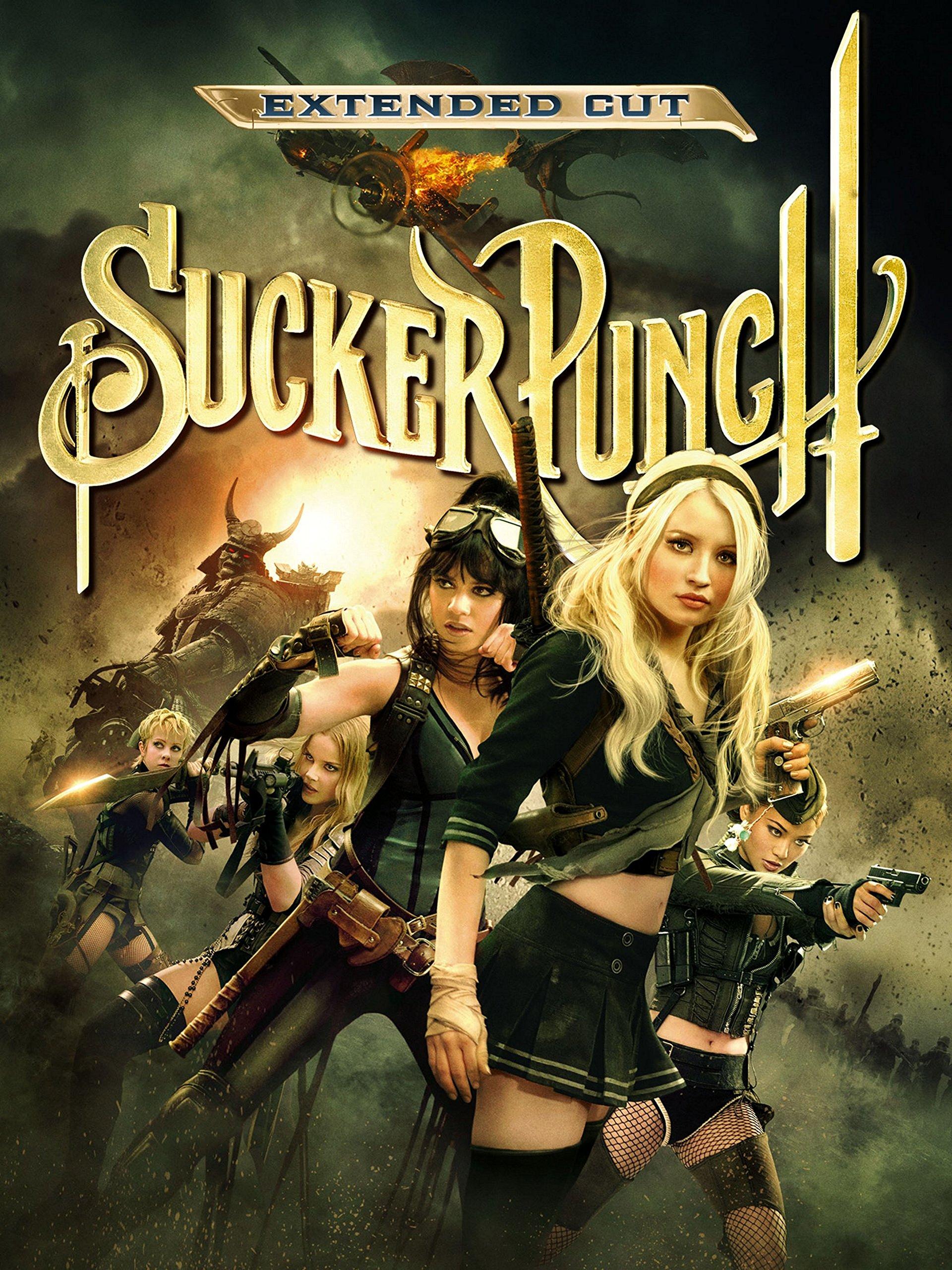 Sucker Punch on Amazon Prime Video UK