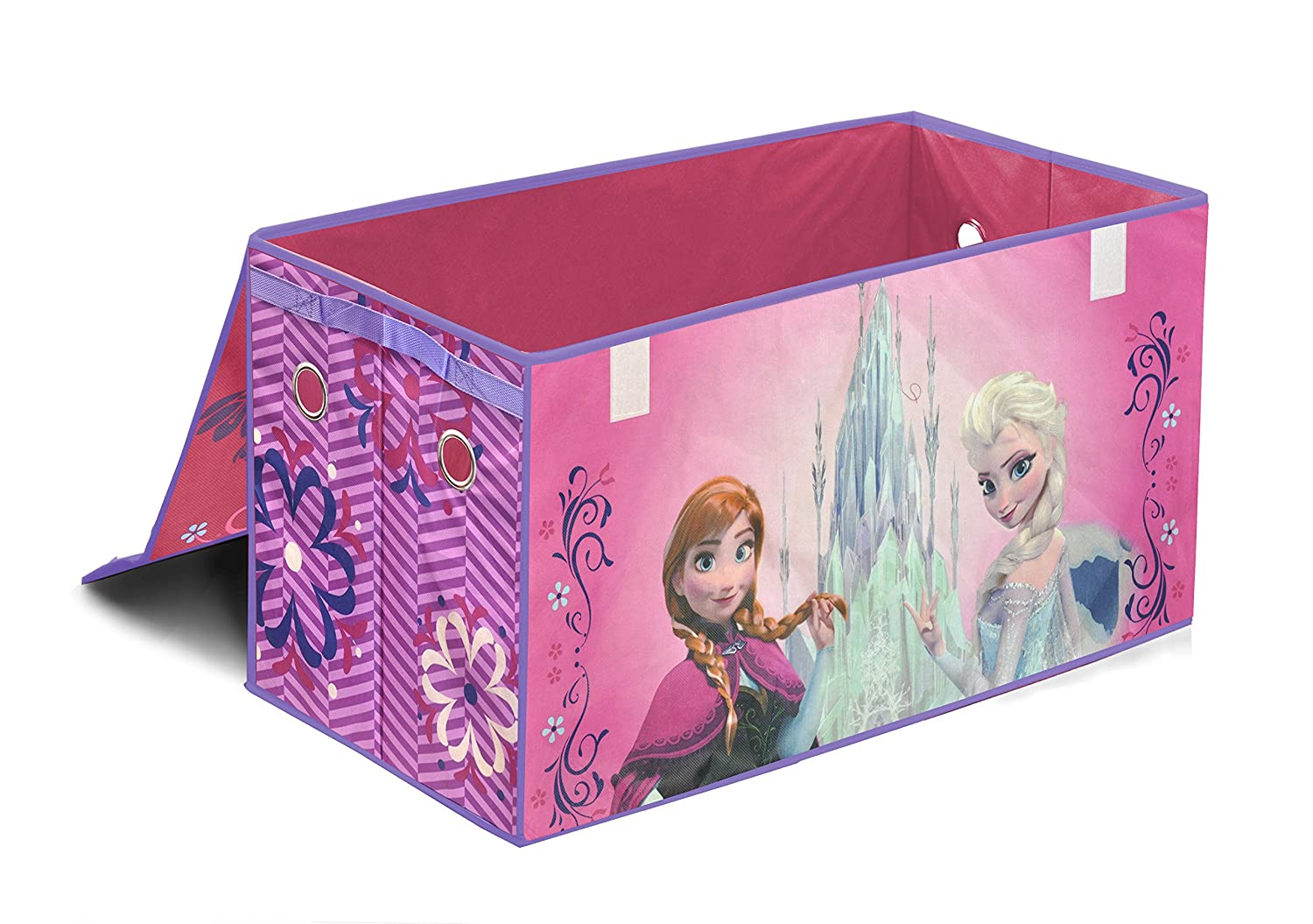 Disney Frozen Collapsible Storage Trunk New Free Shipping EBay