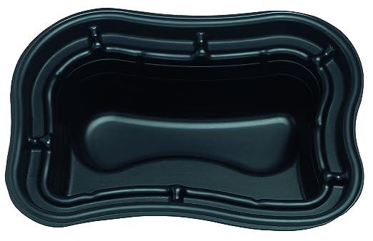 Oase Teichschale PE, Schwarz, 500 Liter