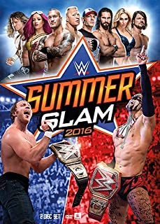 Book Cover: Summerslam 2016.