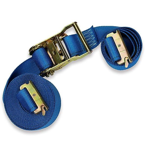 Kargo Master 31490 Tie Down Ratchet Strap Pair