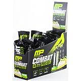 Muscle Pharm Combat Pro Gel, Key Lime, 12 Gel Packs (Color: Green, Tamaño: 12 Gel Packs)