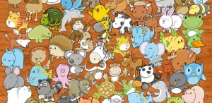Animal Learning Puzzle by winterworks GmbH