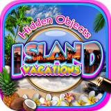 Hidden Object Island Vacations – Beach Vacation Travel Hawaii, Bahamas and Caribbean Objects Seek and Find